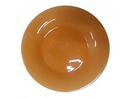 Dezertní talíř Village Orange 19,5 cm PASABAHCE