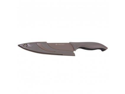Nůž šéfkuchaře s povlakem non-stick Forte Grey 20 cm AMBITION