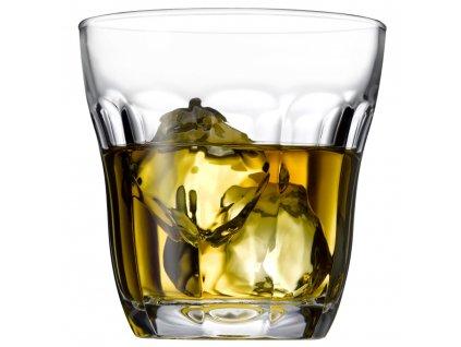 Sada 4 skleniček na whisky Baroque 300 ml PASABAHCE