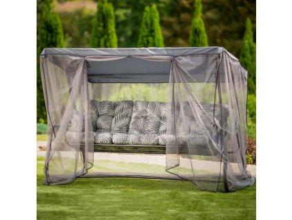 Zahradní houpačka s moskytiérou Celebes Plus G030-06PB PATIO