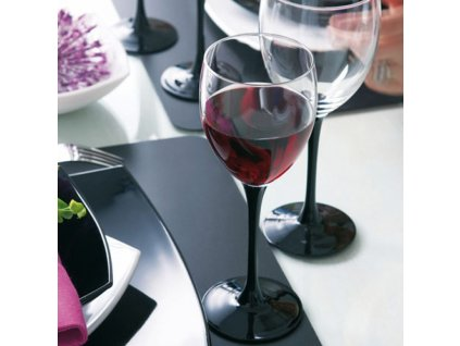 Sada 6 sklenic na víno Domino 350 ml LUMINARC