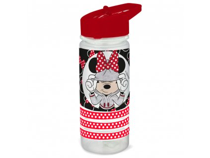 Sportovní láhev Minnie Legend s náramky 520 ml DISNEY