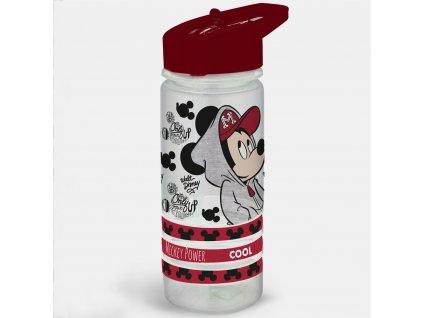 Sportovní láhev Mickey Legend s náramky 520 ml DISNEY