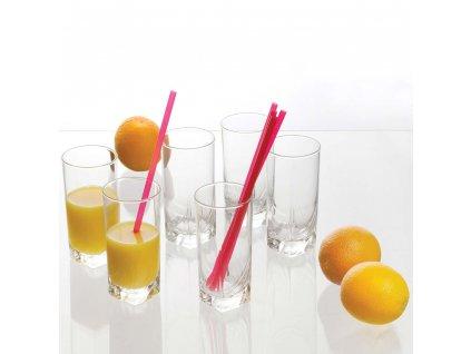 Sada 6 vysokých sklenic Tropicana 330 ml AMBITION