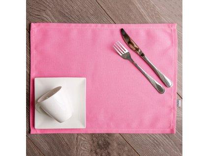 Sada 2 podložek na stůl z polyesteru 30 x 40 cm D042-23DW PATIO