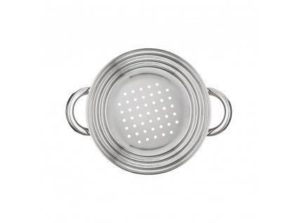 Nerezová vložka pro vaření v páře Berry 16 / 18 / 20 cm AMBITION