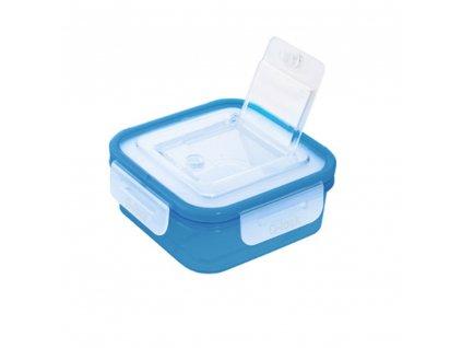 dóza na potraviny Q-lock Blue 400 ml BRANQ