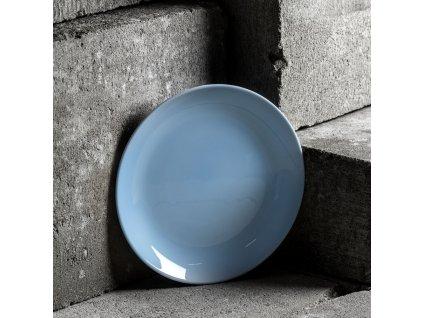 Dezertní talíř Diwali Light Blue 19 cm LUMINARC