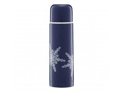 Termos Winter Snowflake Black 500 ml AMBITION