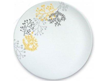 Dezertní talíř Nordic Yellow-Grey 19 cm AMBITION