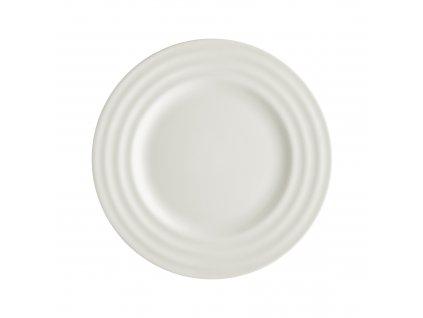 Dezertní talíř Wave Cream 20 cm AMBITION