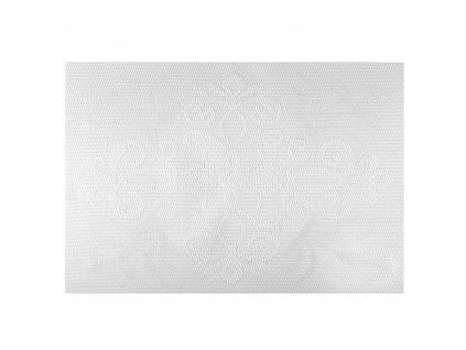 Podložka na stůl Glamour White 45 x 30 cm AMBITION
