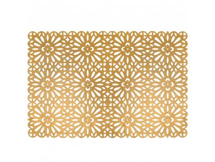 Podložka na stůl Glamour Gold 45 x 30 cm AMBITION