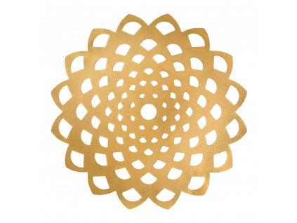 Podložka na stůl Glamour Gold 38 cm AMBITION