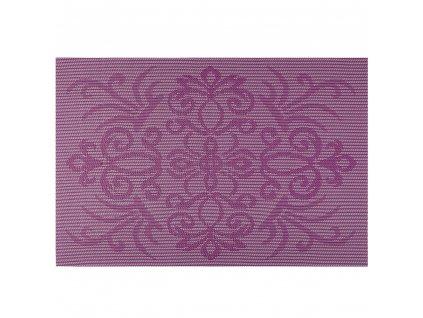 Podložka na stůl Glamour Violet 45 x 30 cm AMBITION