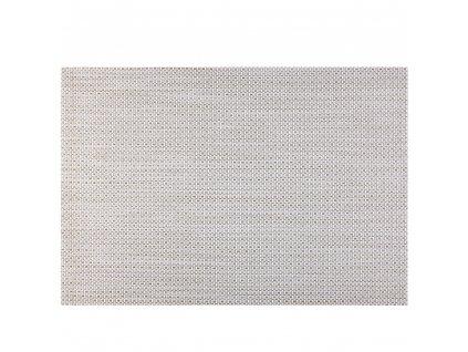 Podložka na stůl Glamour White-Gold 45 x 30 cm AMBITION