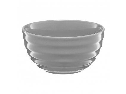 Salátová mísa Wave Light Grey 14,5 cm AMBITION