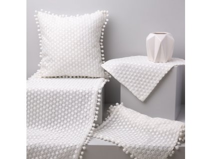 Textilní sada do jídelny Lovely Dot 8-dílů AMBITION