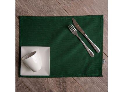 Sada 2 podložek na stůl z polyesteru 30 x 40 cm D023-02EB PATIO