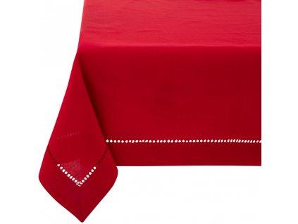 Dekorační ubrus z polyesteru Classical Red 130 x 160 cm AMBITION