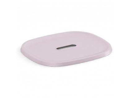Víko na koš Filo Pink 27,5 x 23 x 1 cm KIS