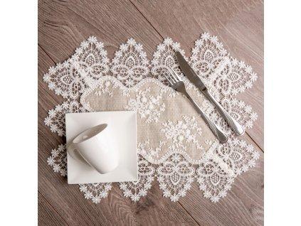 Podložka na stůl z polyesteru Showy 30 x 40 cm AMBITION