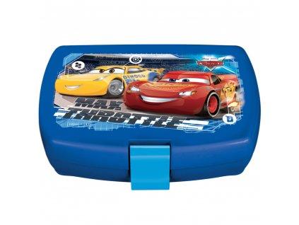 Svačinový box Cars Junior 16 x 11 cm DISNEY
