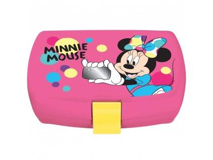 Svačinový box Minnie Mouse Junior 16 x 11 cm DISNEY