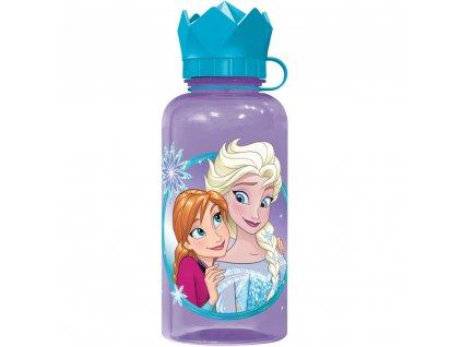 Sportovní láhev se zátkou Frozen 3D 500 ml DISNEY
