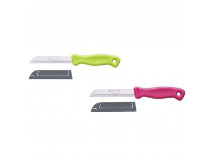 Nůž na zeleninu a ovoce 9 cm MIX BAREV SOLINGEN