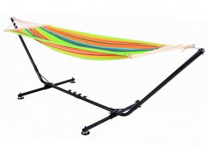 Houpací síť Paradise rainbow 200 x 100 cm PATIO