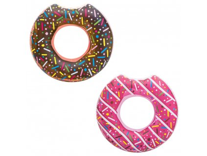 Nafukovací kruh Donut 107 cm MIX VZORŮ BESTWAY
