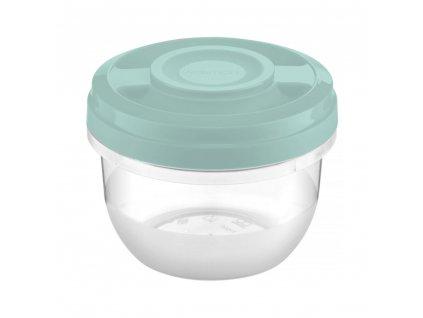 Nádobka do mikrovlné trouby Smart Mint 0,5 l AMBITION