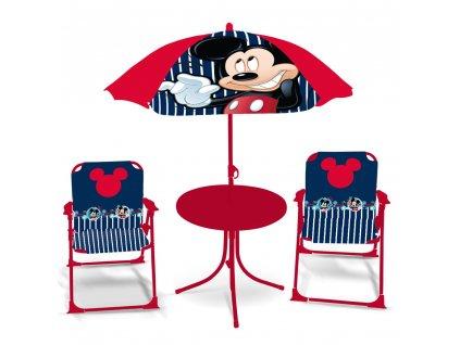 Souprava dětského zahradního nábytku Mickey Mouse DISNEY