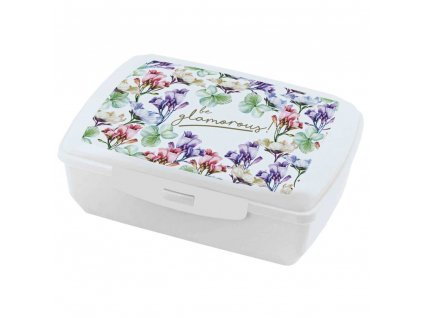 Lunchbox Garden Mint Flower 20 x 13 cm AMBITION