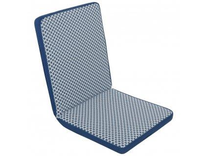 Sedák na židli Salamanca Niedrig 6 cm L110-01PB PATIO