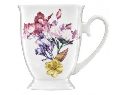 Porcelánový hrnek na stopce Garden Flower 300 ml AMBITION