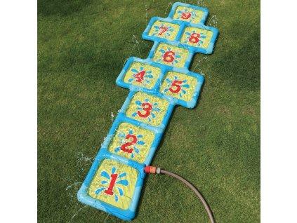 Zahradní hračka na vodu Skákání panáka PATIO