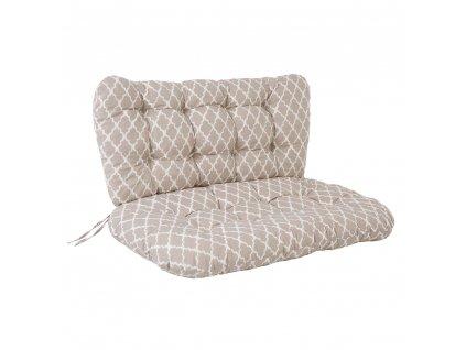 Sada sedáků na sofa Marocco H030-05PB PATIO