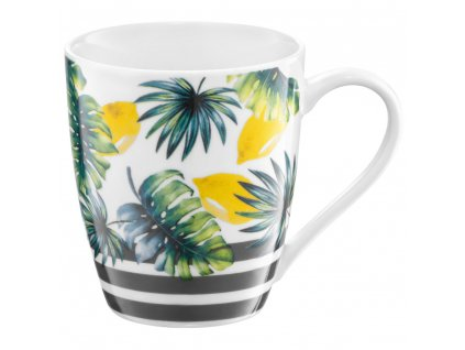 Porcelánový hrnek Tropical Lemon 370 ml AMBITION