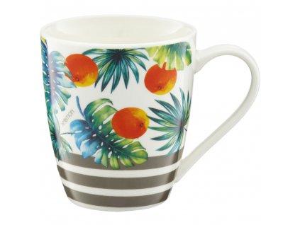 Porcelánový hrnek Tropical Orange 370 ml AMBITION