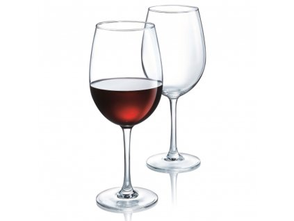 Sada 6 sklenic na víno Venus 350 ml AMBITION