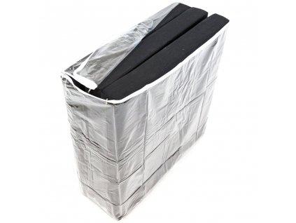 Ochranný obal na sedáky 27 x 65 x 67 cm PATIO