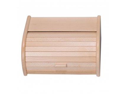 Dřevěný chlebník Natural 40 cm EKO-DREW