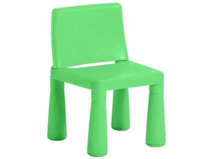 Dětská plastová židle Lime 30,5 x 27,5 x 45 cm PATIO