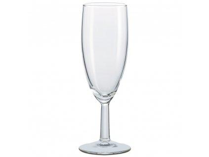 Sada 6 skleniček na šampaňské Sofia 170 ml DOMOTTI