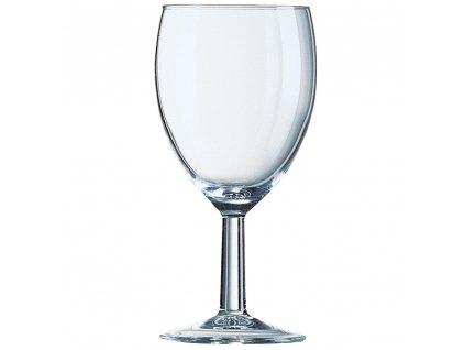 Sada 6 skleniček na víno Sofia 250 ml DOMOTTI