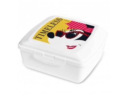 Svačinový box Minnie Hollywood 14,5 x 13 cm DISNEY / AMBITION