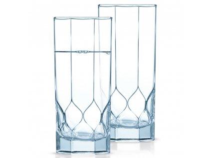 Sada 6 vysokých sklenic Octime Diamond 310 ml LUMINARC
