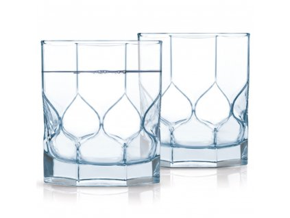 Sada 6 nízkých sklenic Octime Diamond 300 ml LUMINARC